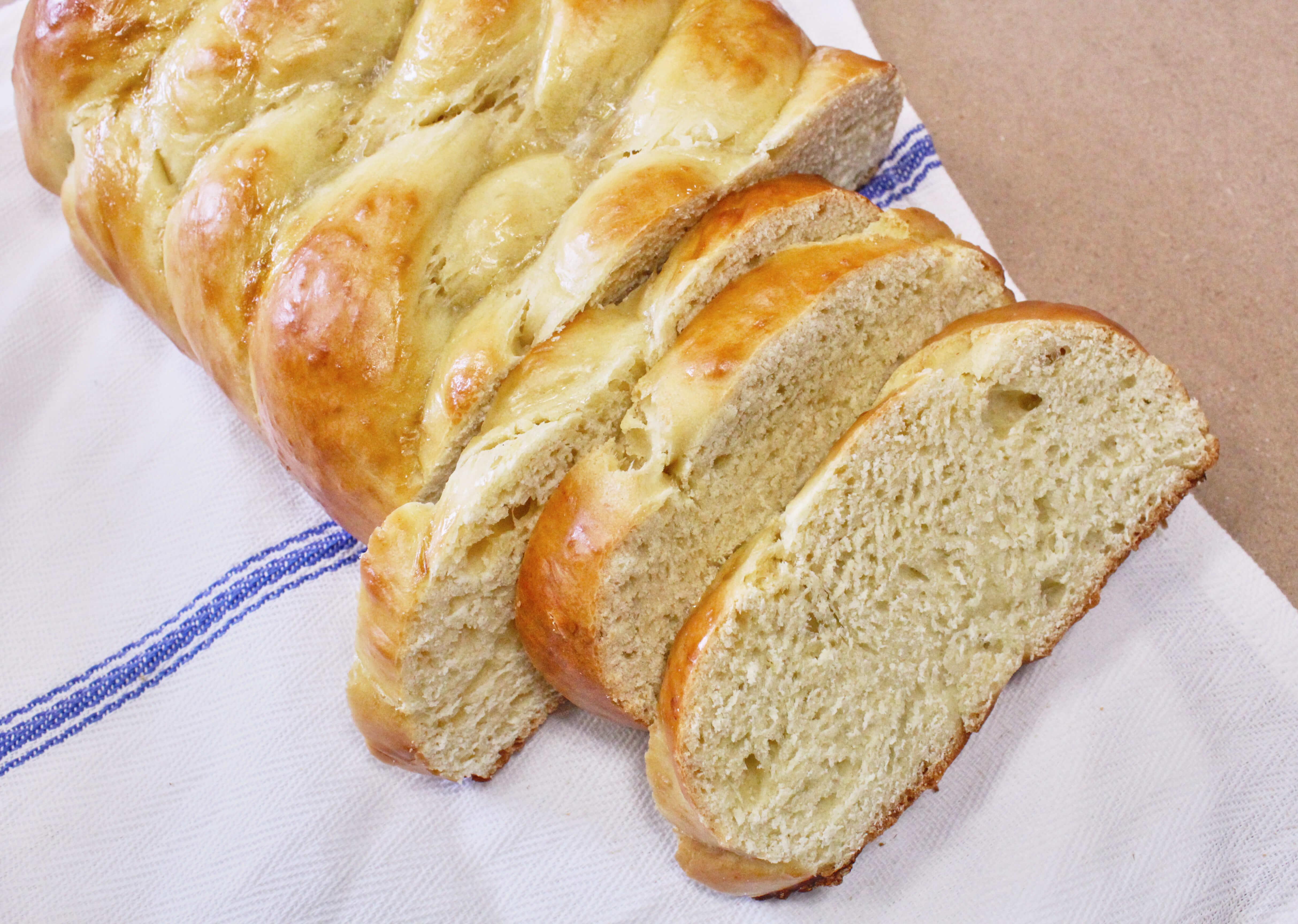 How To Make Challah Bread  How to Make Challah Bread