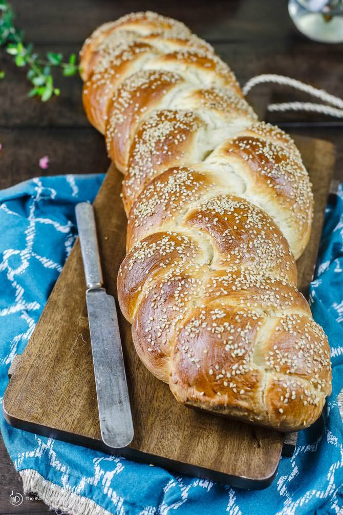 How To Make Challah Bread  Challah Bread Recipe How to Make Challah Tutorial The