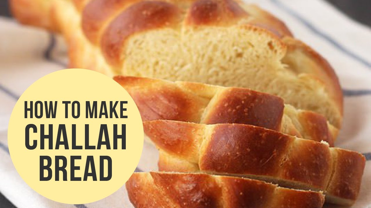 How To Make Challah Bread  How to Make Challah Bread