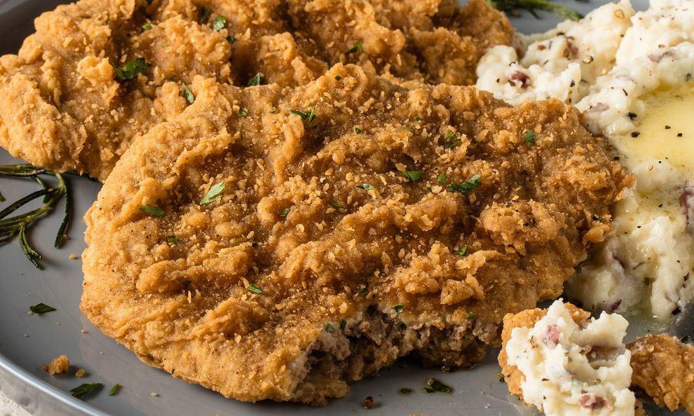 How To Make Chicken Fried Steak  Chicken Fried Steaks