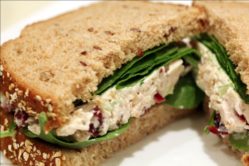 How To Make Chicken Salad  ButchInTheKitchen How to Make A Chicken Salad Sandwich