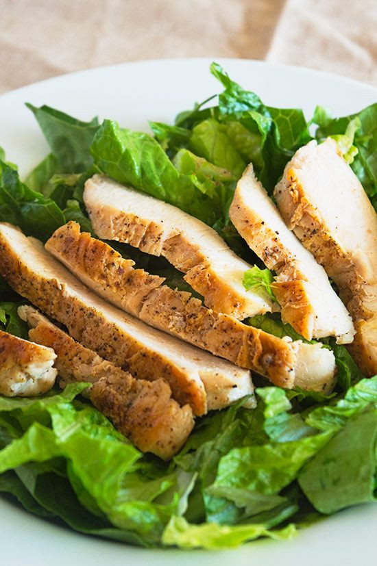 How To Make Chicken Salad  How to Cook Perfect Chicken Breasts for Salads and