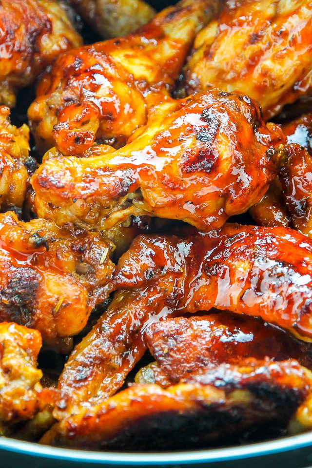 How To Make Chicken Wings  How to Cook Chicken Wings in a Slow Cooker