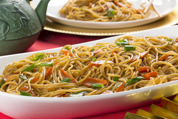 How To Make Chinese Noodles  Lucky Chinese Noodles