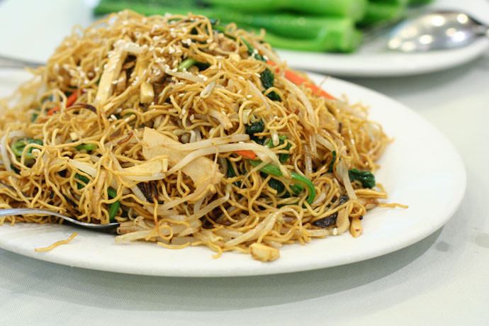 How To Make Chinese Noodles  Cooking Tips Chinese Noodles Recipe Ve arian Noodles