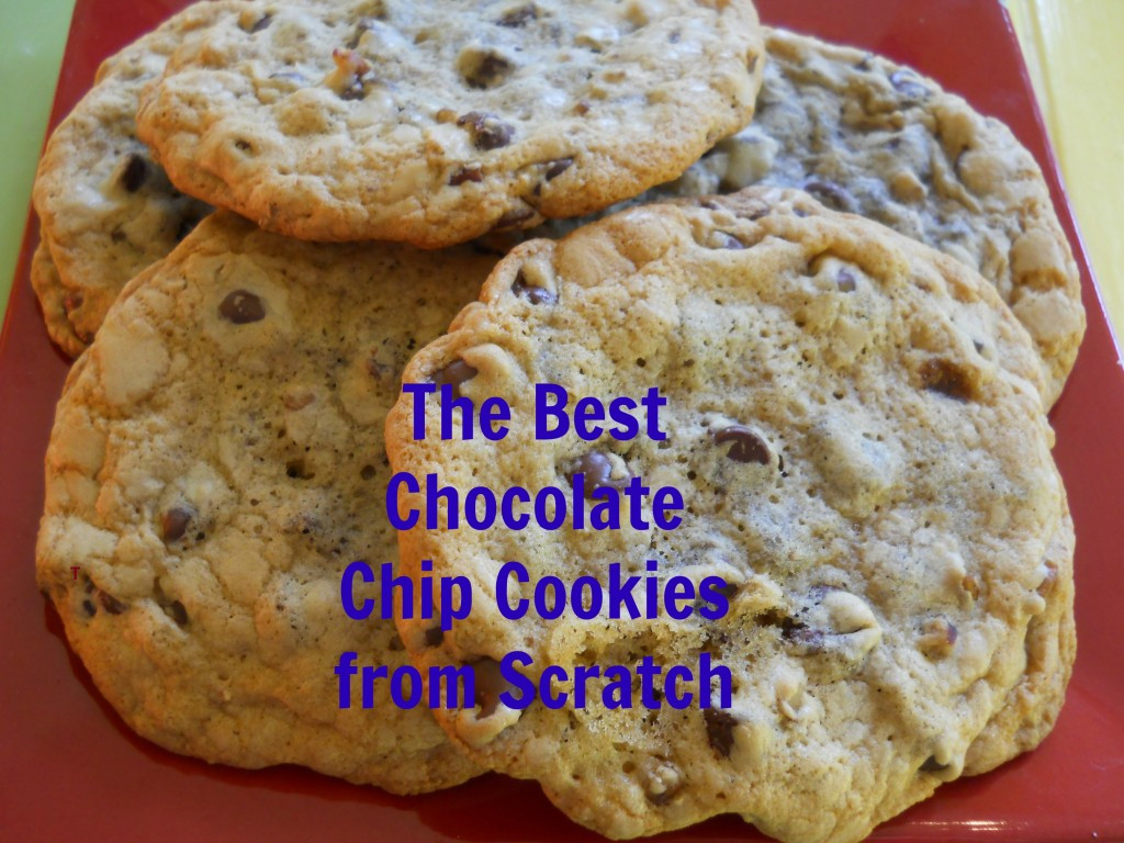 How To Make Chocolate Chip Cookies From Scratch  How to Make the Best Chocolate Chip Cookies from Scratch