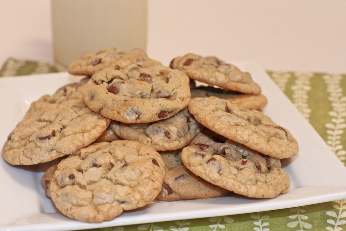 How To Make Chocolate Chip Cookies From Scratch  Easy Chocolate Chip Cookies Recipe From Scratch Healthy