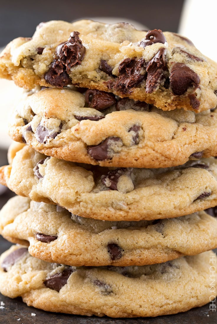 How To Make Chocolate Chip Cookies From Scratch  chocolate chip cookies from scratch