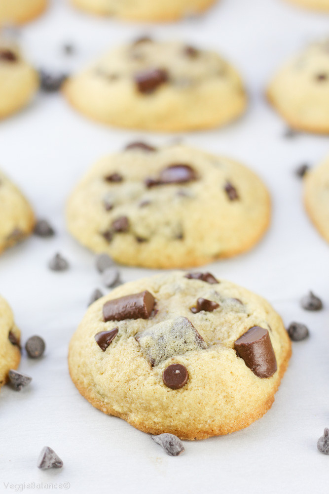 How To Make Chocolate Chip Cookies From Scratch  Gluten Free Chocolate Chip Cookies from Scratch
