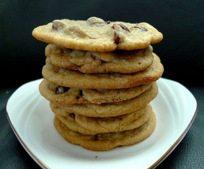How To Make Chocolate Chip Cookies From Scratch  Soft Chocolate Chip Cookies From Scratch