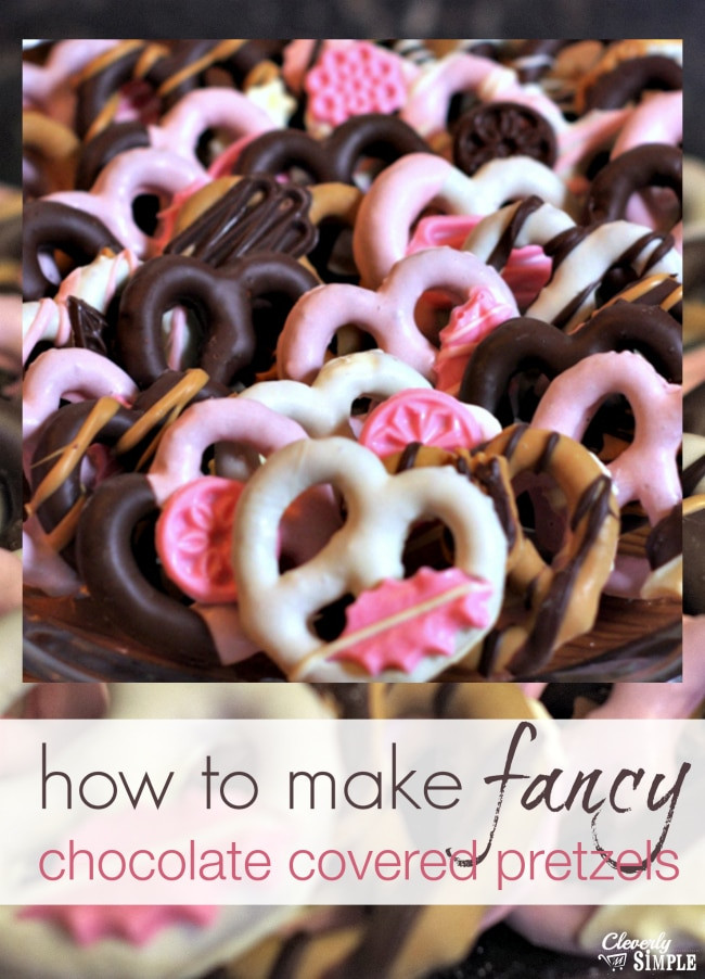 How To Make Chocolate Covered Pretzels  How to Make Chocolate Covered Pretzels Fancy Simple