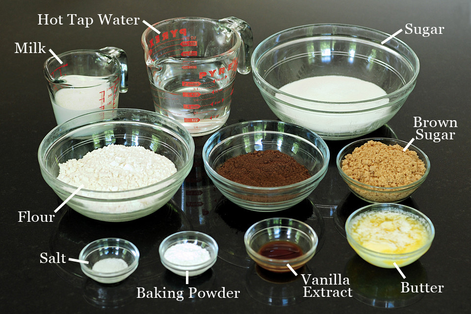 How To Make Chocolate From Cocoa Powder  My Granny's Chocolate Cobbler