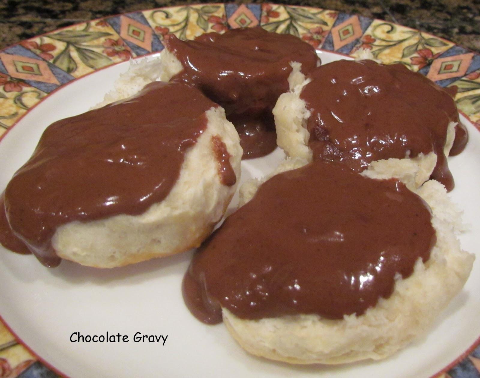 How To Make Chocolate Gravy  Chocolate Gravy Call Me PMc