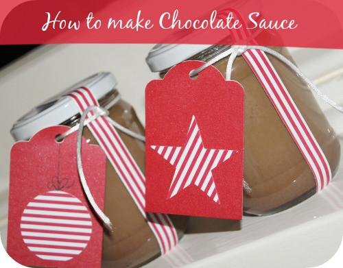 How To Make Chocolate Sauce  How To Make Chocolate Sauce