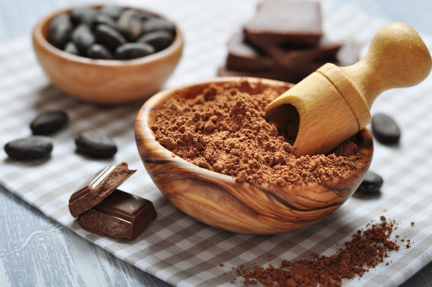 How To Make Chocolates With Cocoa Powder  Beyond Fit Mom