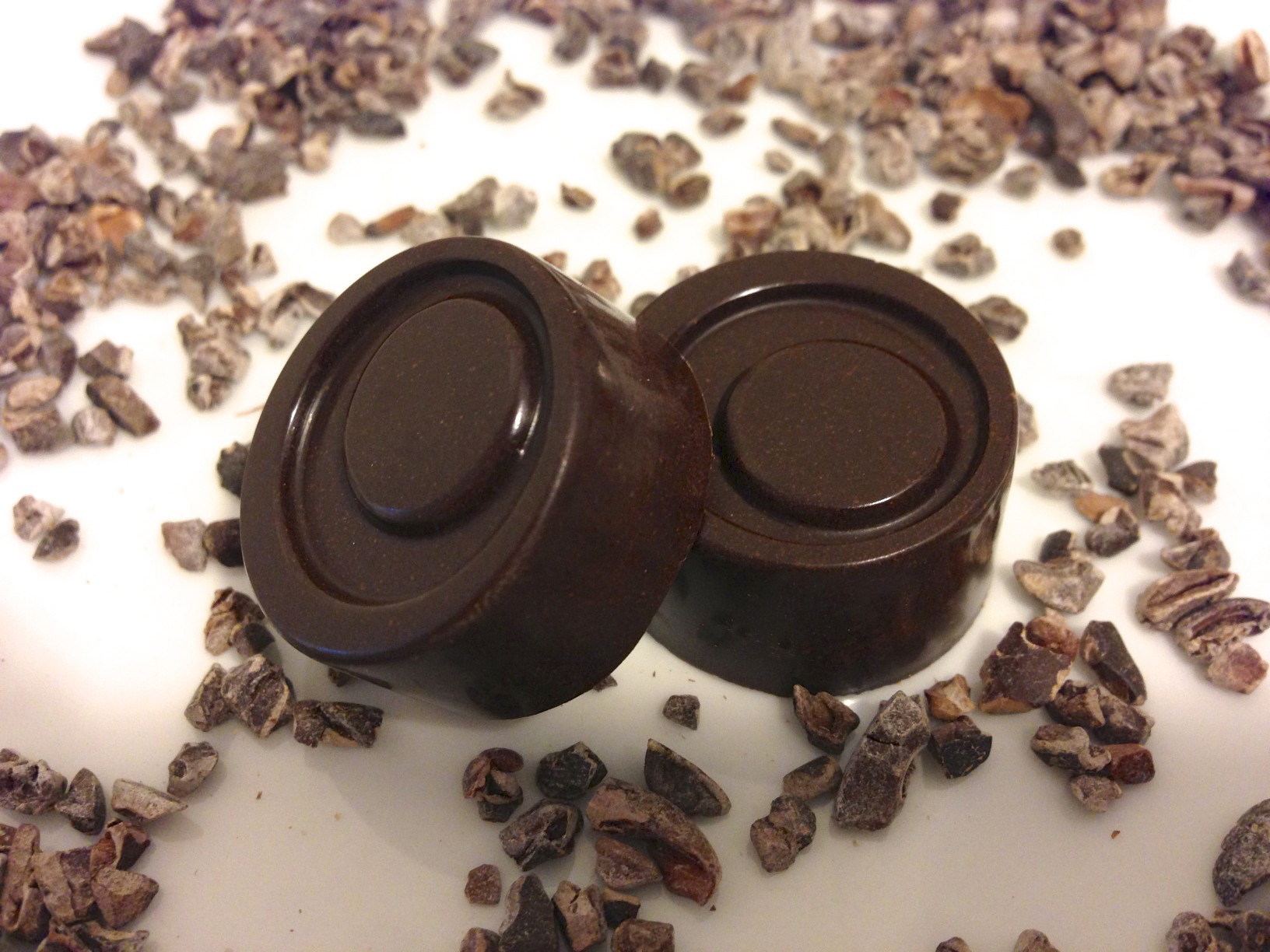 How To Make Chocolates With Cocoa Powder  how to make dark chocolate from cocoa powder