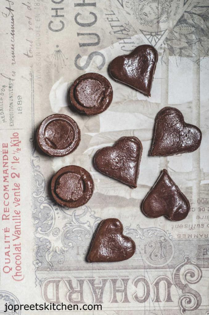 How To Make Chocolates With Cocoa Powder  Homemade Milk Chocolate Easy Chocolate Recipe using