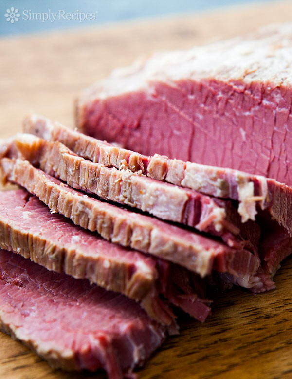 How To Make Corned Beef Brisket  Homemade Corned Beef