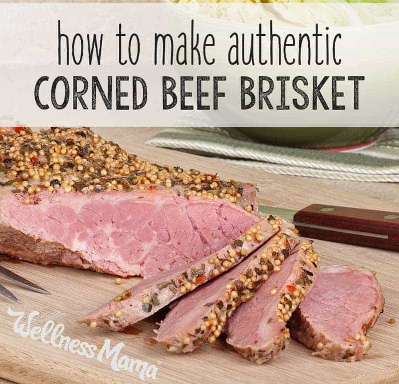 How To Make Corned Beef Brisket  Healthy Corned Beef Brisket Recipe