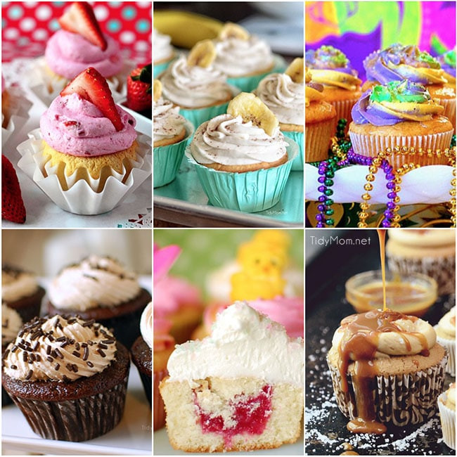 How To Make Cupcakes  Perfect Cupcake Recipe using a mix