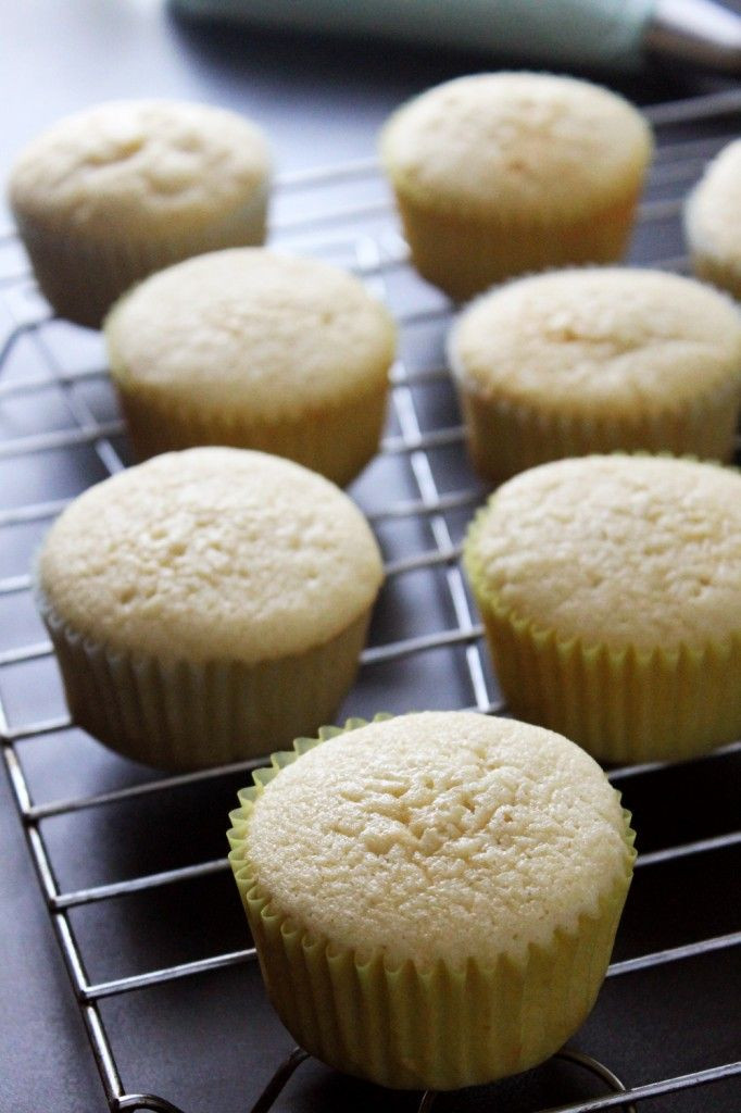 How To Make Cupcakes From Scratch  Learn how to make Simple Vanilla Cupcakes from Scratch