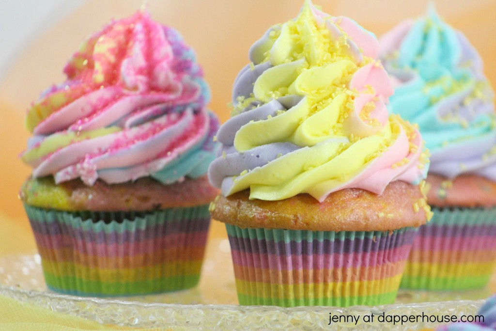 How To Make Cupcakes From Scratch  How to Make Magical Unicorn Cupcakes from Scratch