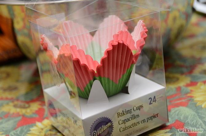 How To Make Cupcakes From Scratch  8 formas de preparar cupcakes desde cero wikiHow