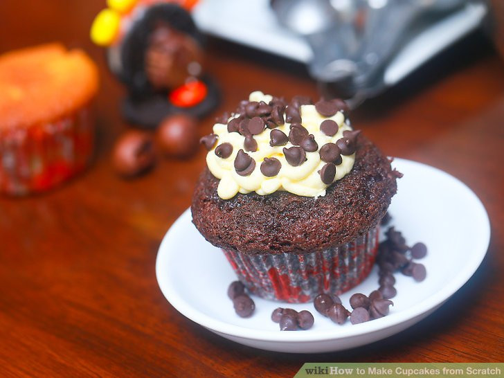 How To Make Cupcakes From Scratch  How to Make Cupcakes from Scratch with wikiHow