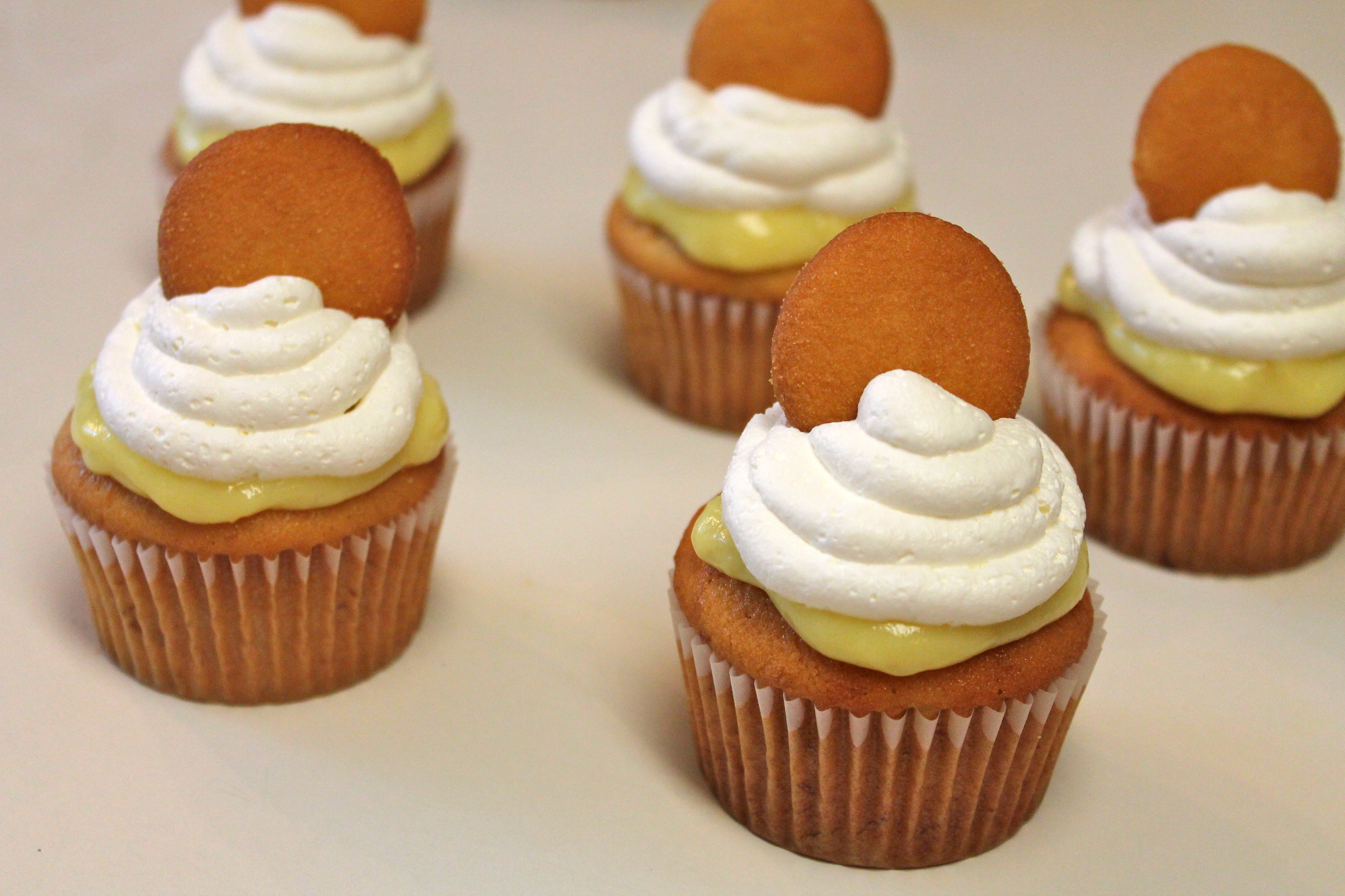 How To Make Cupcakes From Scratch  Banana Pudding Cupcakes