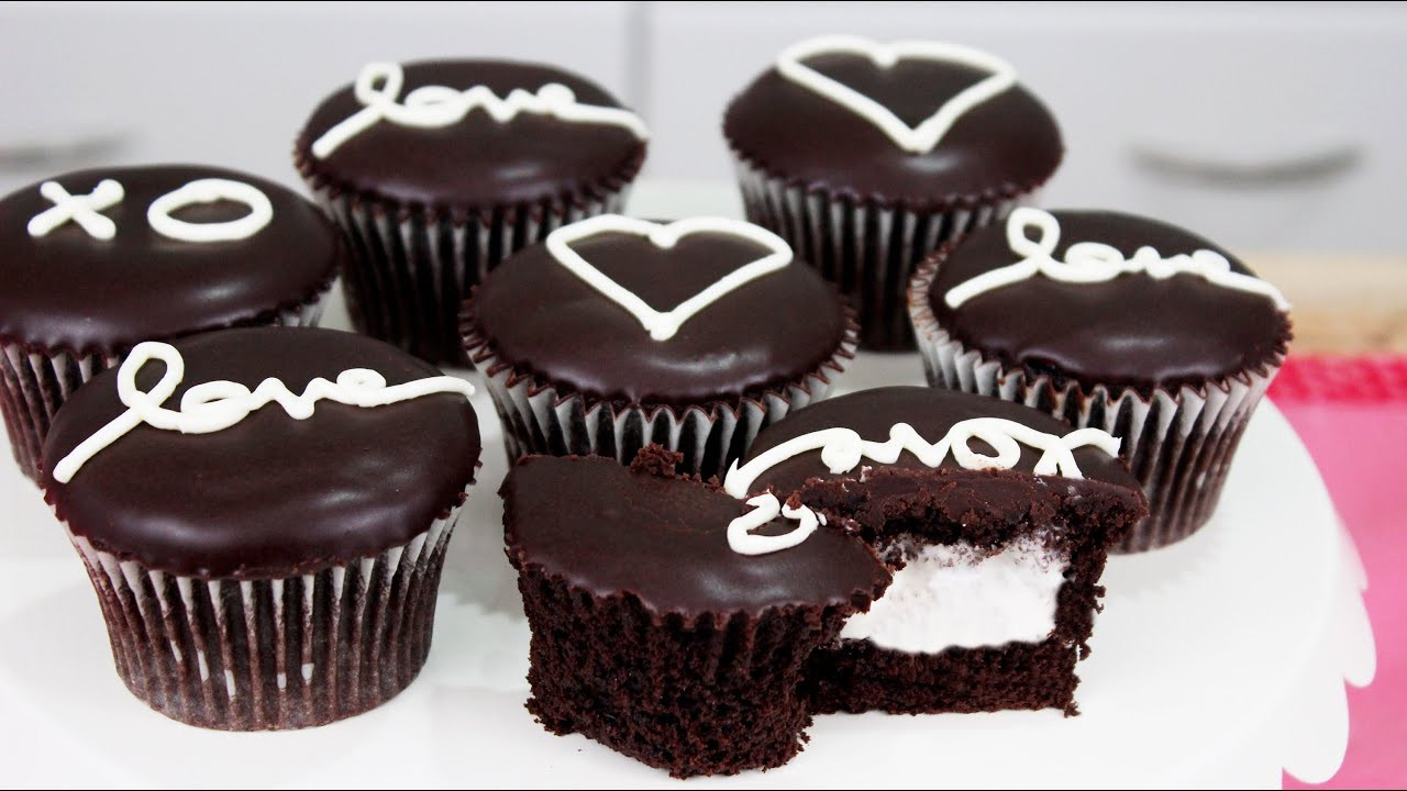 How To Make Cupcakes  How to Make Homemade Hostess Cupcakes