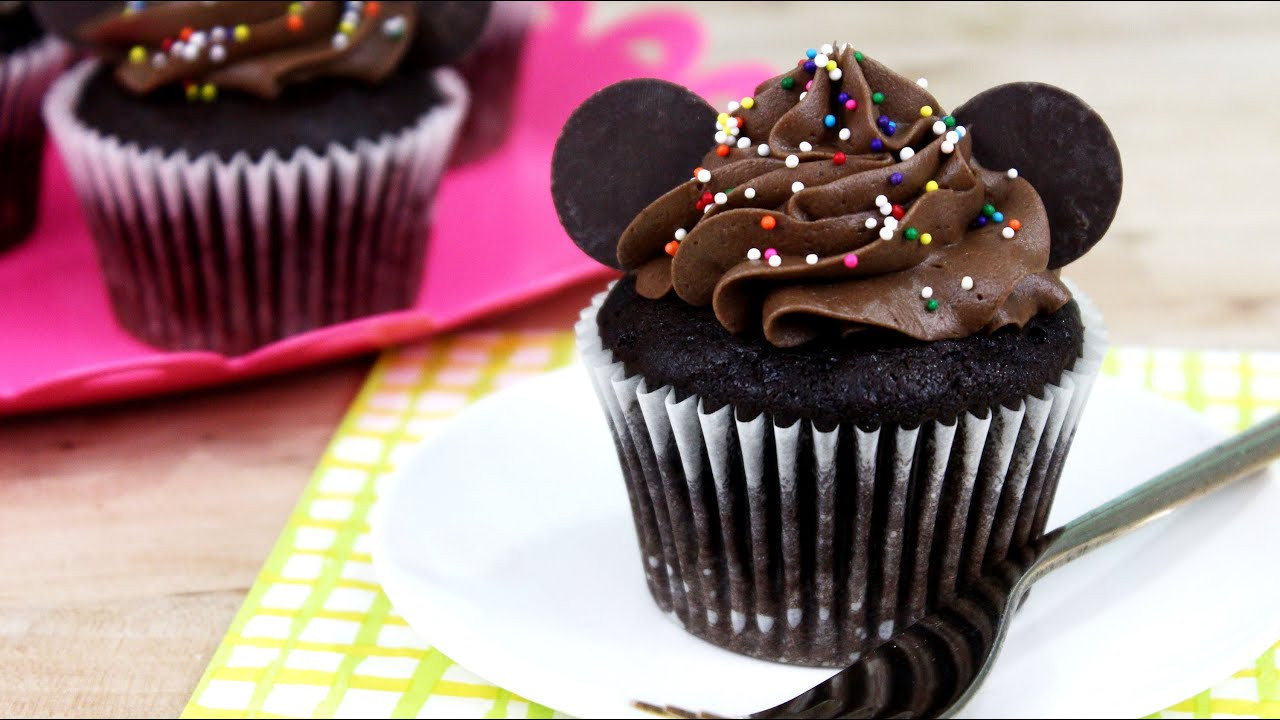 How To Make Cupcakes  How to Make Nutella Cupcakes