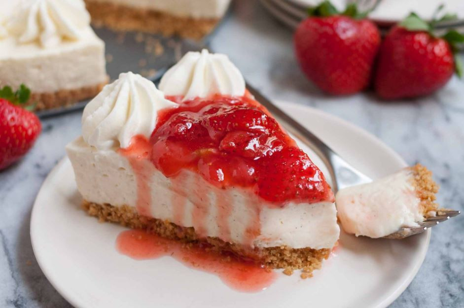 How To Make Desserts  How to Make No Bake Cheesecake Dessert Recipe Health