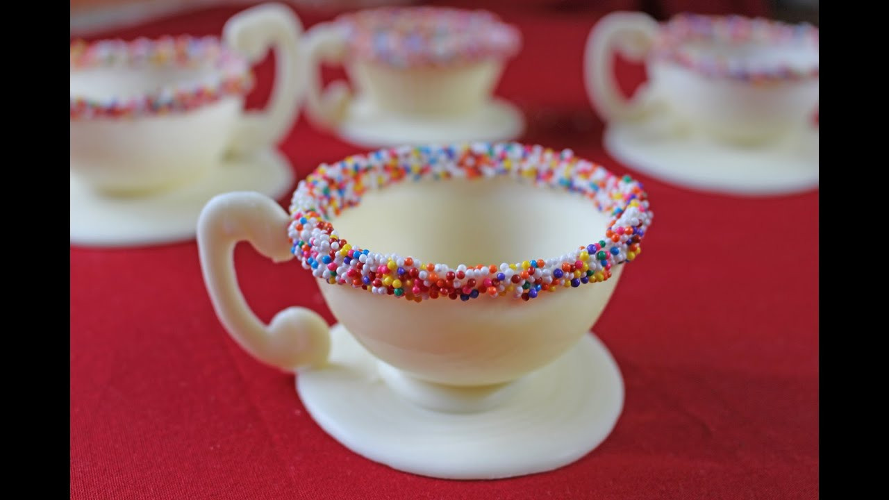 How To Make Desserts  How to Make Edible Chocolate Dessert Cups