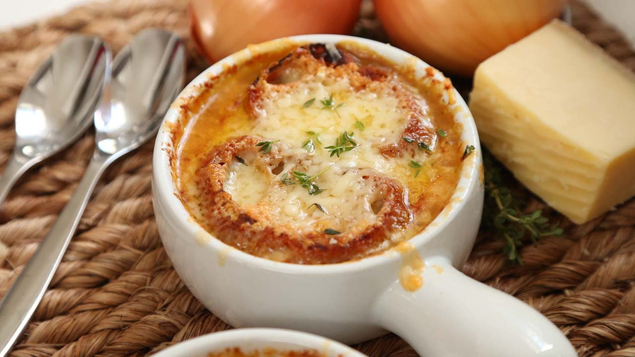 How To Make French Onion Soup  French ion Soup