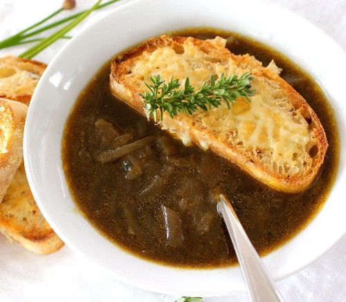 How To Make French Onion Soup  How To Make Ve arian French ion Soup By Foodpassion