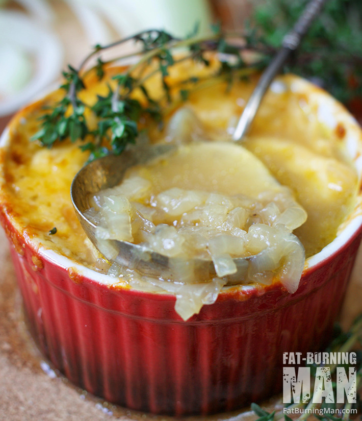 How To Make French Onion Soup  How to Make Bone Broth Soup French ion