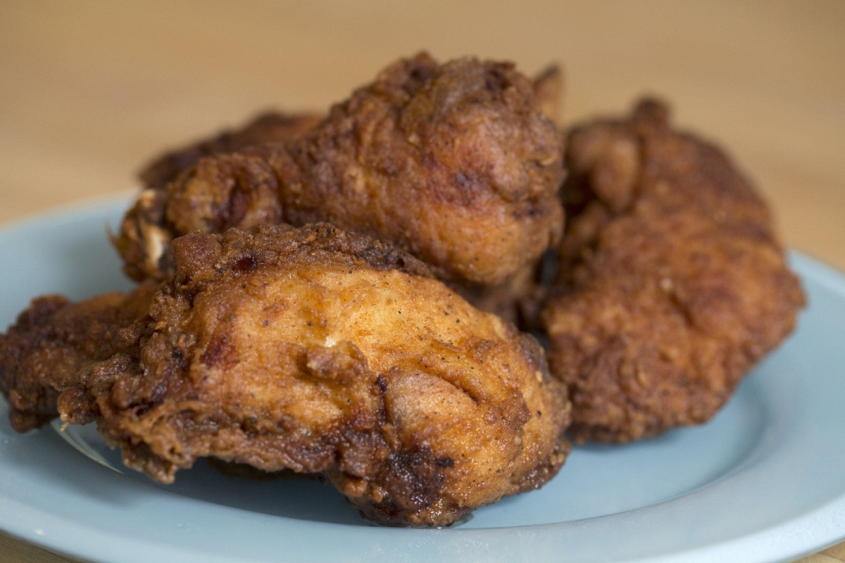 How To Make Fried Chicken  How to make deep fried chicken like at The Stockyards