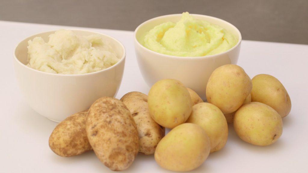 How To Make Homemade Mashed Potatoes  How to make mashed potatoes – Homemade tasty