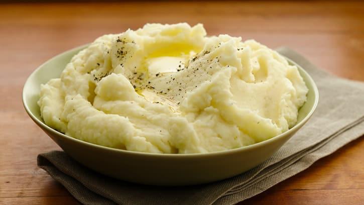 How To Make Homemade Mashed Potatoes  How to Make Mashed Potatoes BettyCrocker