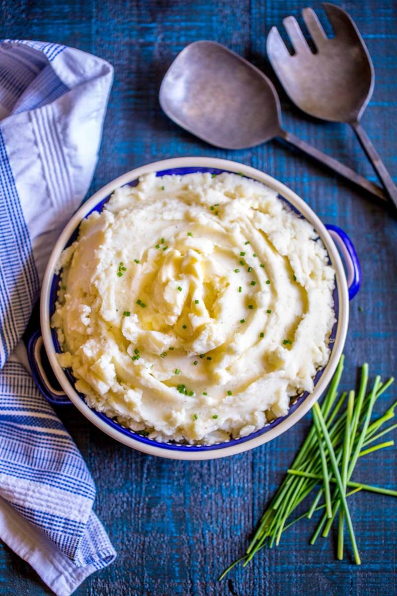 How To Make Homemade Mashed Potatoes  Homemade Mashed Potatoes
