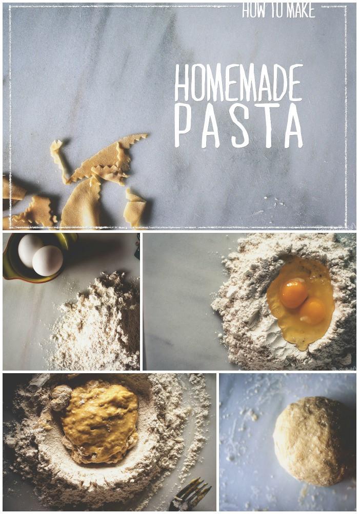 How To Make Homemade Pasta  How to make Homemade Pasta Pass The Sushi