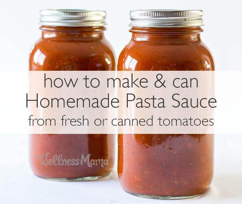 How To Make Homemade Pasta Sauce  Authentic Homemade Pasta Sauce Fresh or Canned Tomatoes