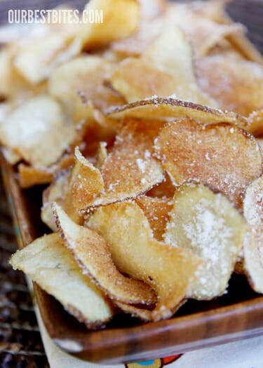 How To Make Homemade Potato Chips  How To Make Homemade Potato Chips Our Best Bites
