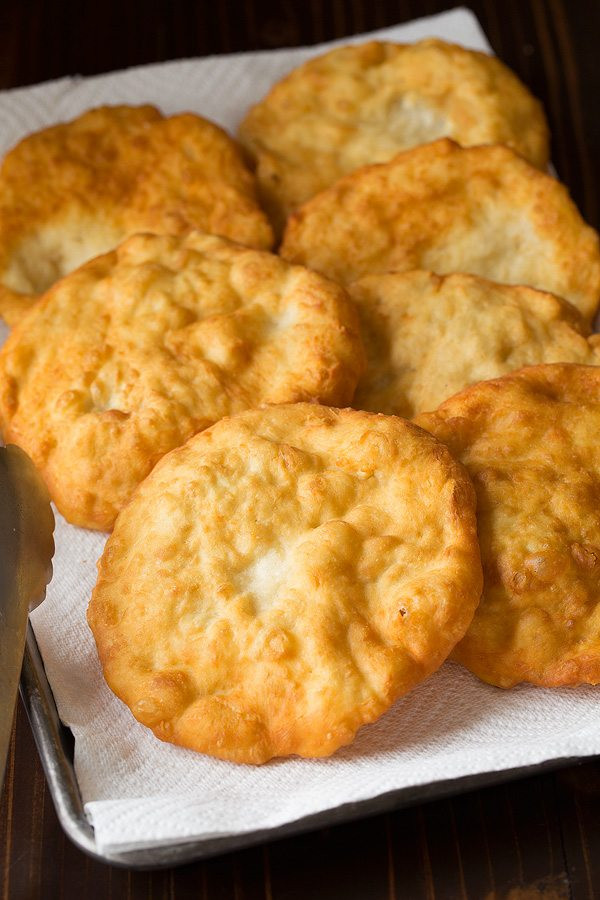 How To Make Indian Fry Bread  Mom s Navajo Tacos and Indian Fry Bread Cooking Classy