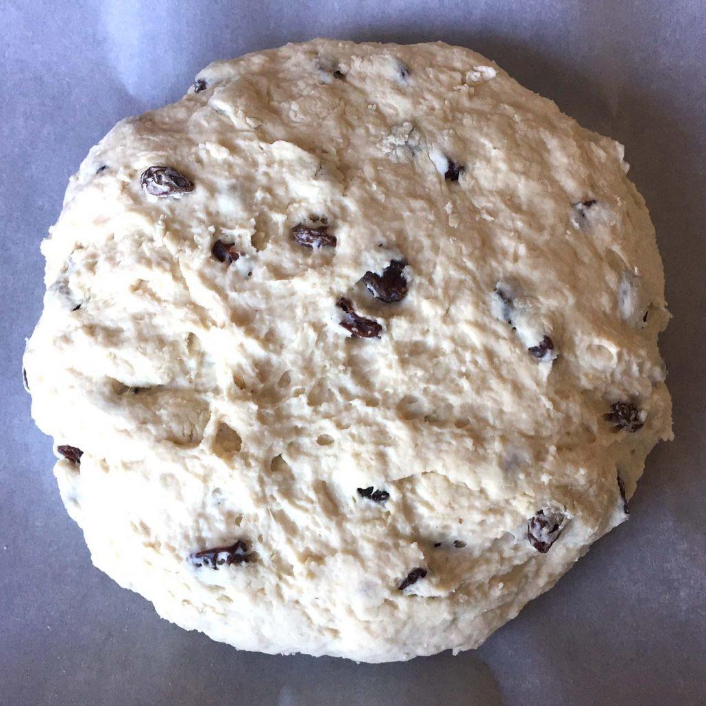 How To Make Irish Soda Bread  Easy Irish Soda Bread Recipe With Raisins – No Buttermilk