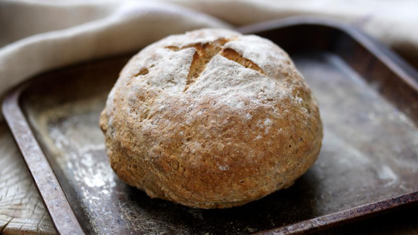 How To Make Irish Soda Bread  Irish soda bread recipe BBC Food