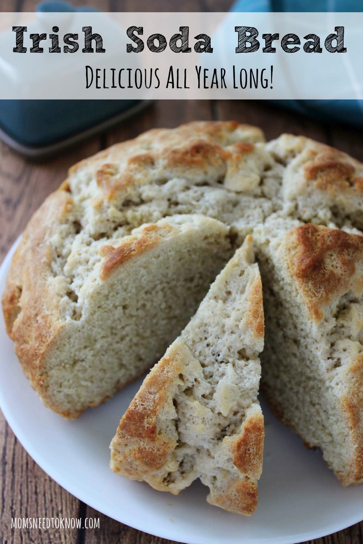How To Make Irish Soda Bread  Easy Irish Soda Bread Recipe
