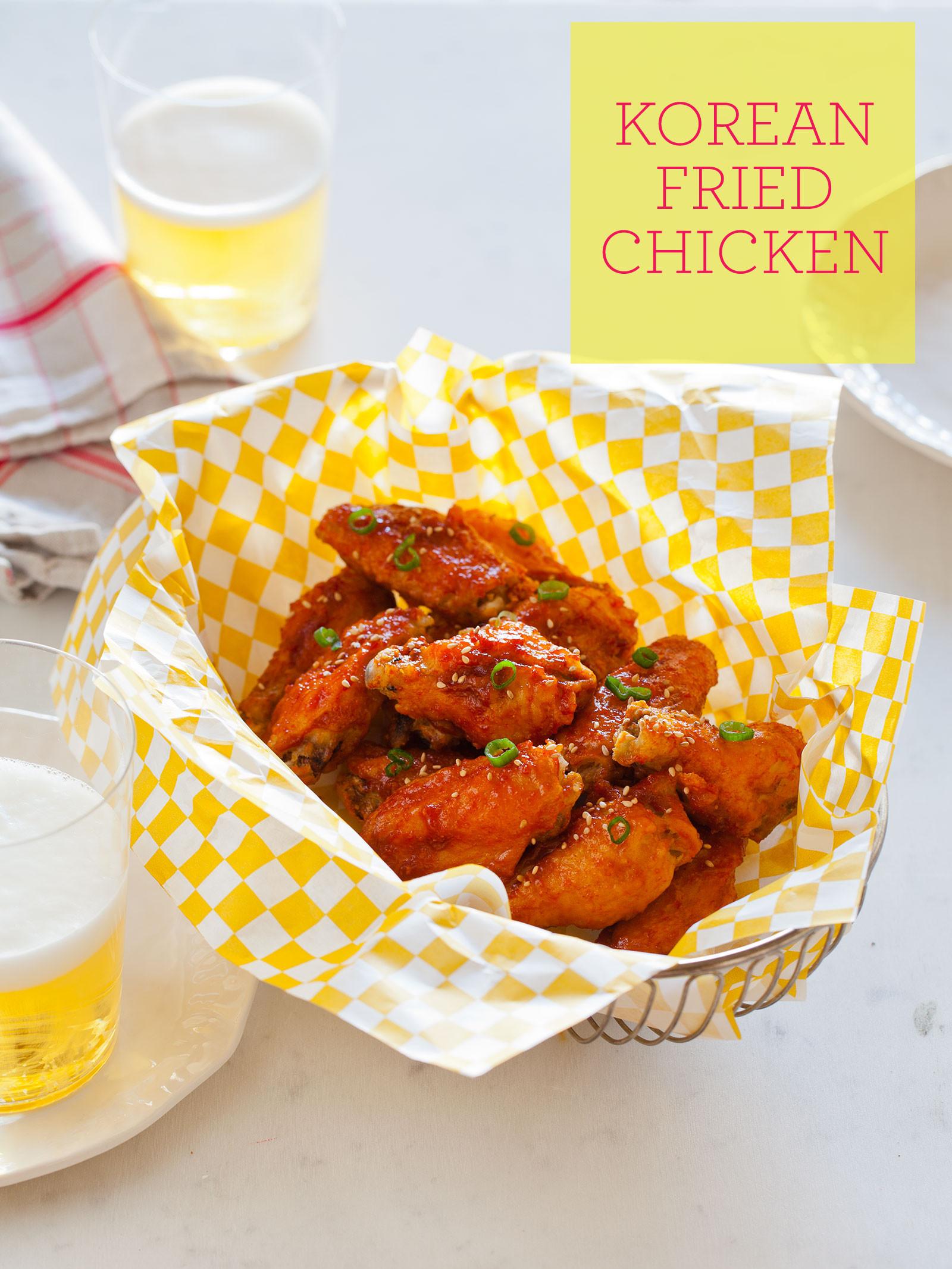 How To Make Korean Fried Chicken  Korean Fried Chicken Appetizer recipe