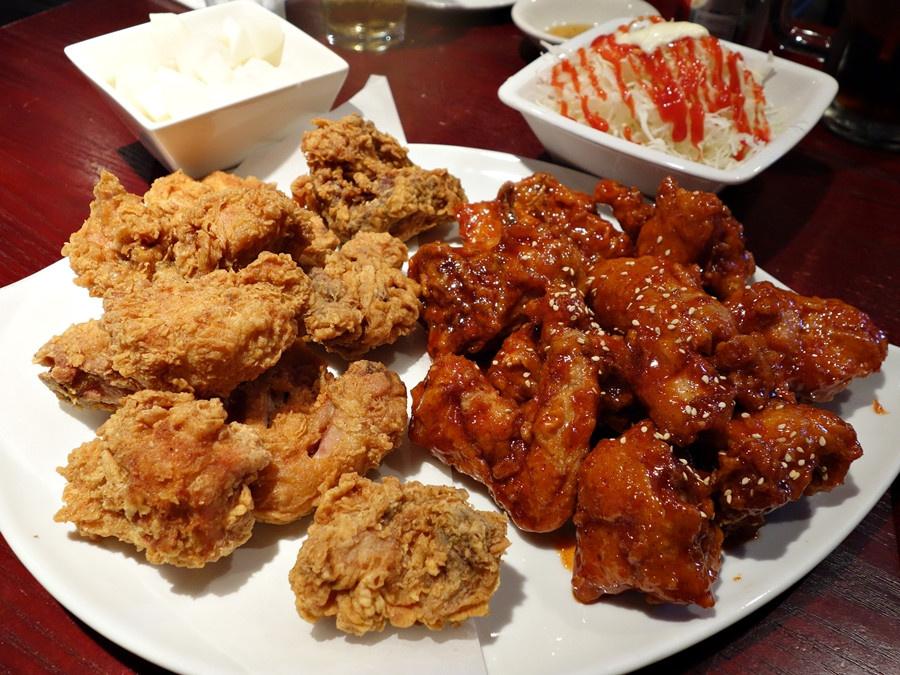 How To Make Korean Fried Chicken  Korean Fried Chicken Will Make You Sing at Seattle's Stars