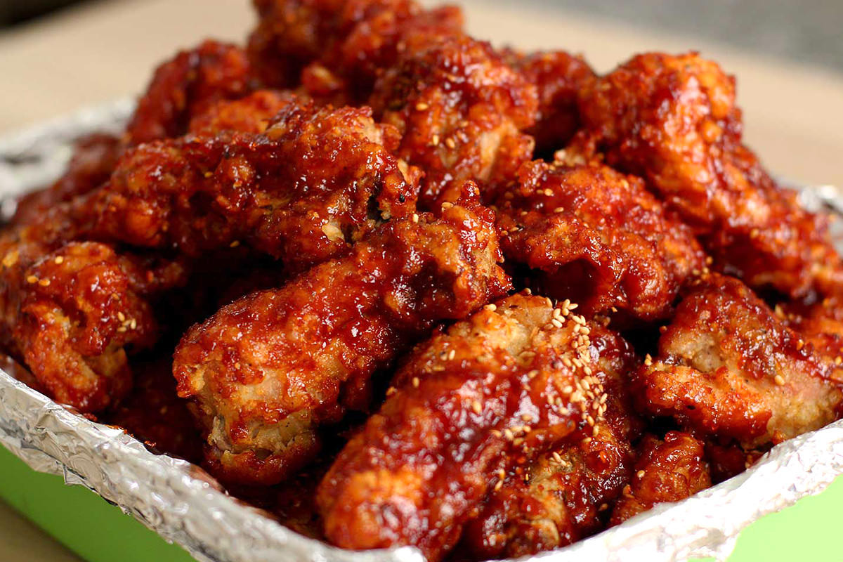 How To Make Korean Fried Chicken  10 Great Korean Dishes Top Must Try Foods in Seoul